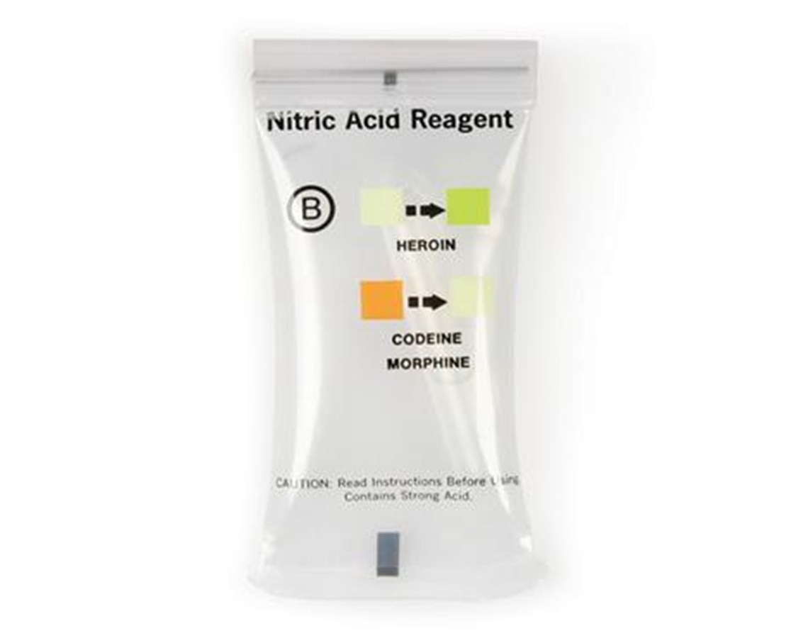 Nik Morphine Codeine Heroin Drug Test Nitric Acid Reagent Strong A 6071