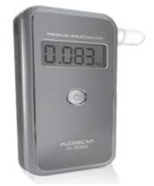 AlcoMate Breathalyzer Kit ALE-AL7000F-KIT