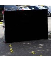 Scene Screen™ QT Media Barrier ARM-1093801-