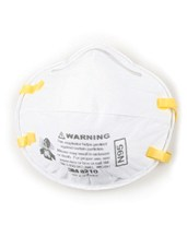 Standard Dust Mask - Box of 20 ARM-3-5149