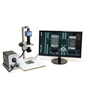 Micro Zoom Series 640 PK3 Benchtop Measurement System AVE-26700-102-15
