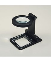 5x Metal Folding Magnifier EVE-3060