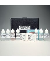 Phenolphthalein and Ortho-tolidine Blood Test Kit EVE-3660