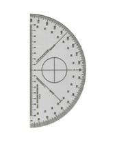 "Zero Edge Protractor – 8"" EVE-5195"