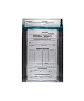"9"" x 12""  Property Security Bags EVE-5505-"