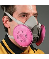 1 - 3M Hepa Respirator EVE-6040S-