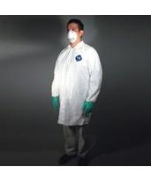Tyvek Lab Coat EVE-6086S-