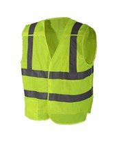 Green Safety Vest EVE-733-SV1