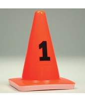 Photo Marker Cones-Numbers EVE-8099-25