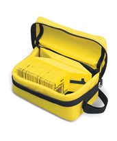 Cordura Fabric Yellow Standard ID Tent Carrying Case EVI-MRK-CSE-