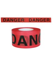 Red Danger Barrier Tape HYG-PT-200