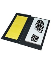 Inkless Shoe Print Kit IND-LE-25