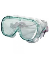 Wrap-Around UV-Absorbing Safety Goggles, Clear Lens ARM-9-0031