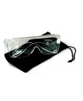 UV-Absorbing Safety Glasses, Clear Lens ARM-9-1033