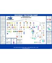 Identidrug Polytesting Wall Chart NIK-190-602