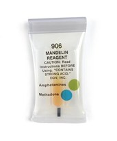 NarcoPouch® Mandelin Reagents - Box of 10 ODV-906
