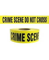 Crime Scene Barrier Tape Pro-Crime