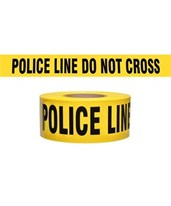 Police Line Barrier Tape Pro-Police