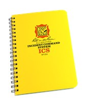 Ics Spiral Notebook RIT-214