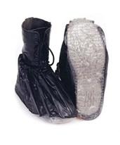 Police Print Shoe Covers SAF-3-5628-