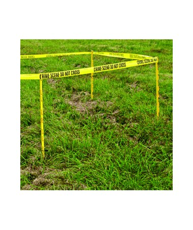 Barrier Tape Step-In Post LP-3-5019